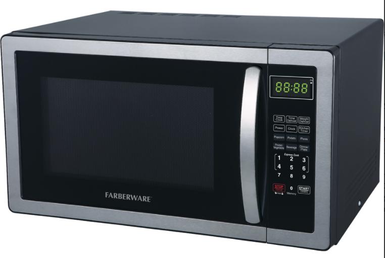 Farberware Classic Fmo11ahtbkb Microwave Oven Review