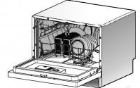 spt countertop dishwasher manual sd 2201w